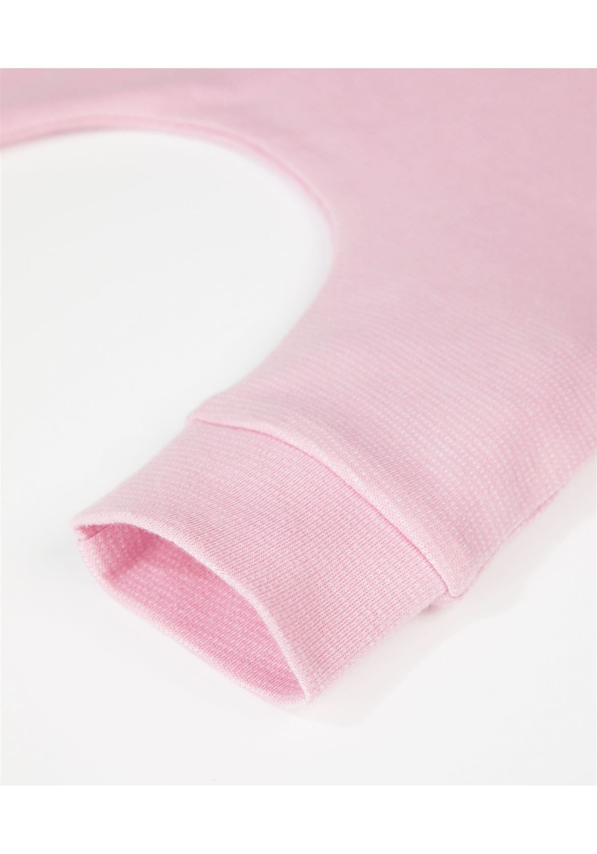 Mothercare Girls Pink Textured Joggers