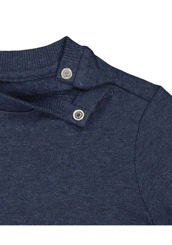 Mothercare Boys Navy Solid Sweatshirt