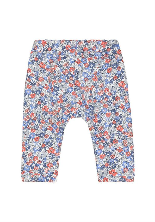 Mothercare Girls Multicolor Floral Print Joggers
