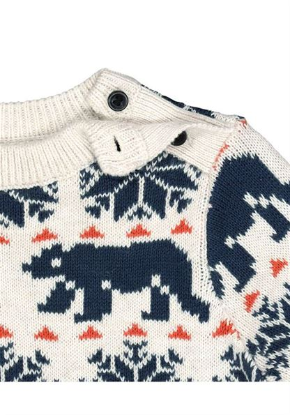 Mothercare Boys Multicolor Woven Pullover