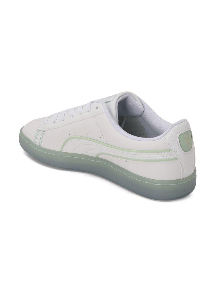 Puma Unisex White Sneakers