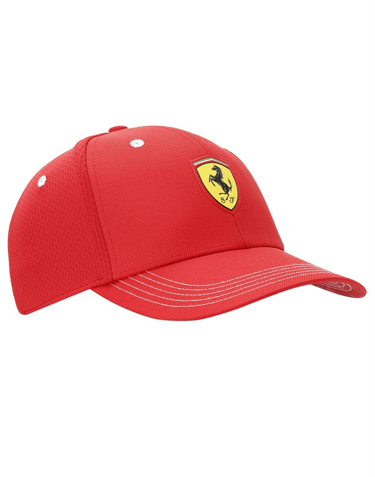 Puma Unisex Red Baseball cap