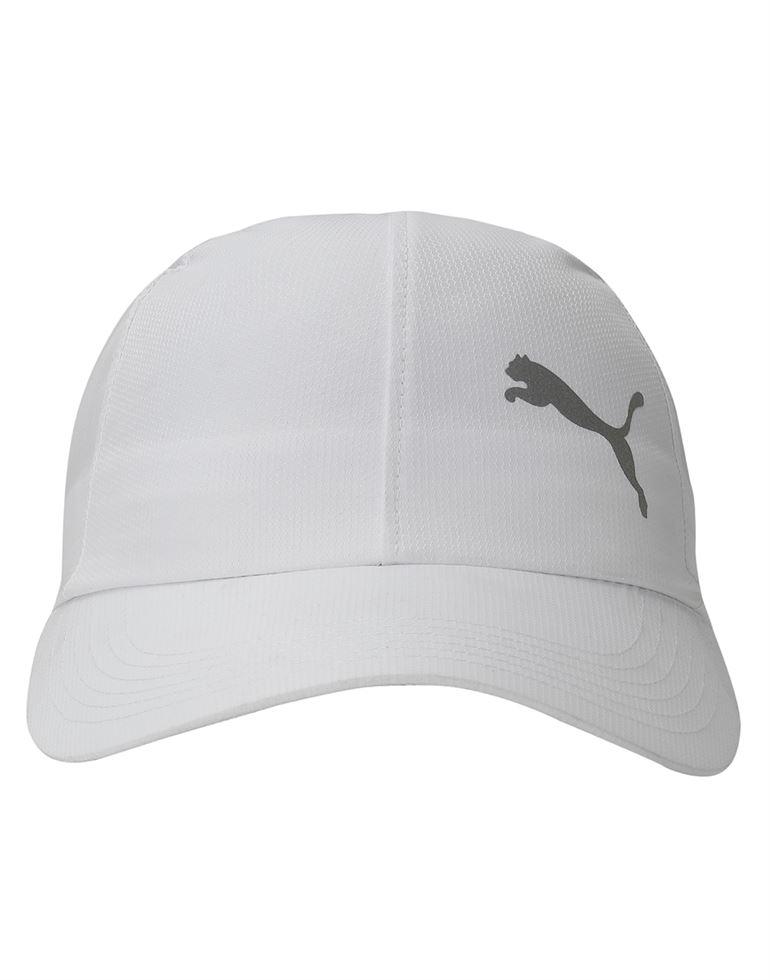 Puma Unisex White Baseball cap
