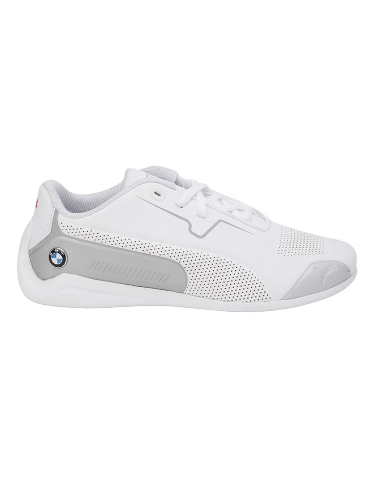 Puma Unisex White Casual Wear Sneakers for Kids