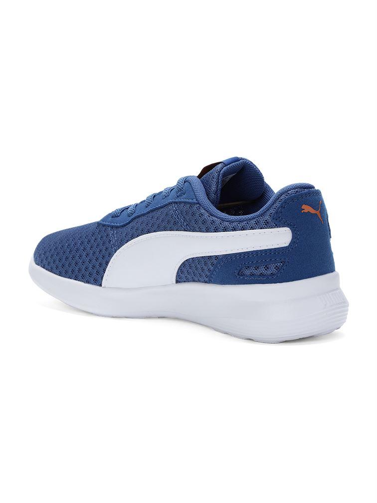 Puma Unisex Blue Casual Wear Sneakers for Kids
