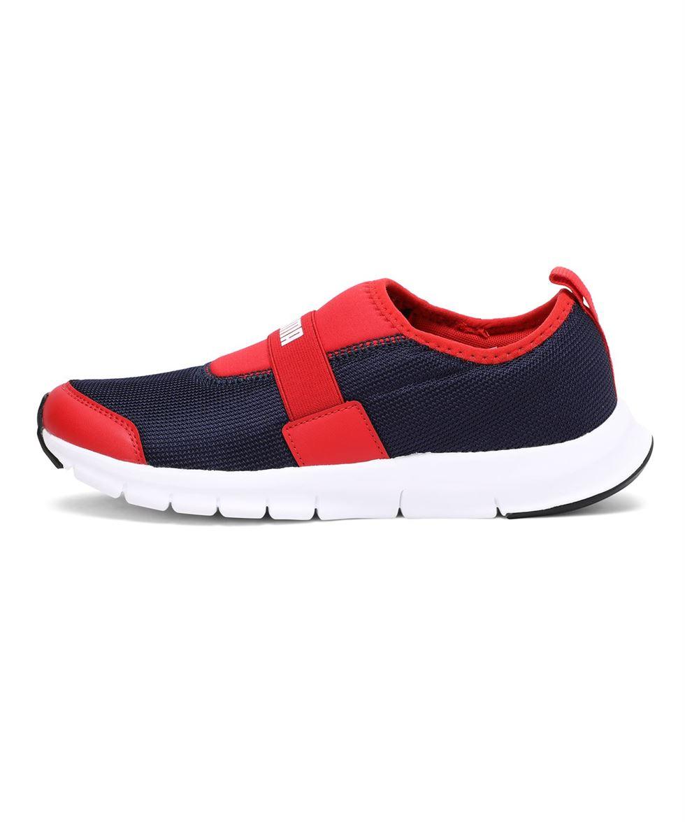 Puma Unisex Navy Blue Casual Wear Sneakers for Kids