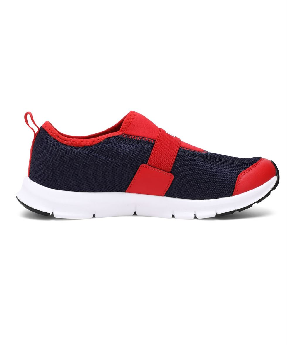 Puma Unisex Navy Blue Casual Wear Sneakers for Kids