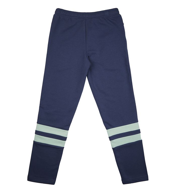 Puma Kids Blue Casual Wear Track Pant
