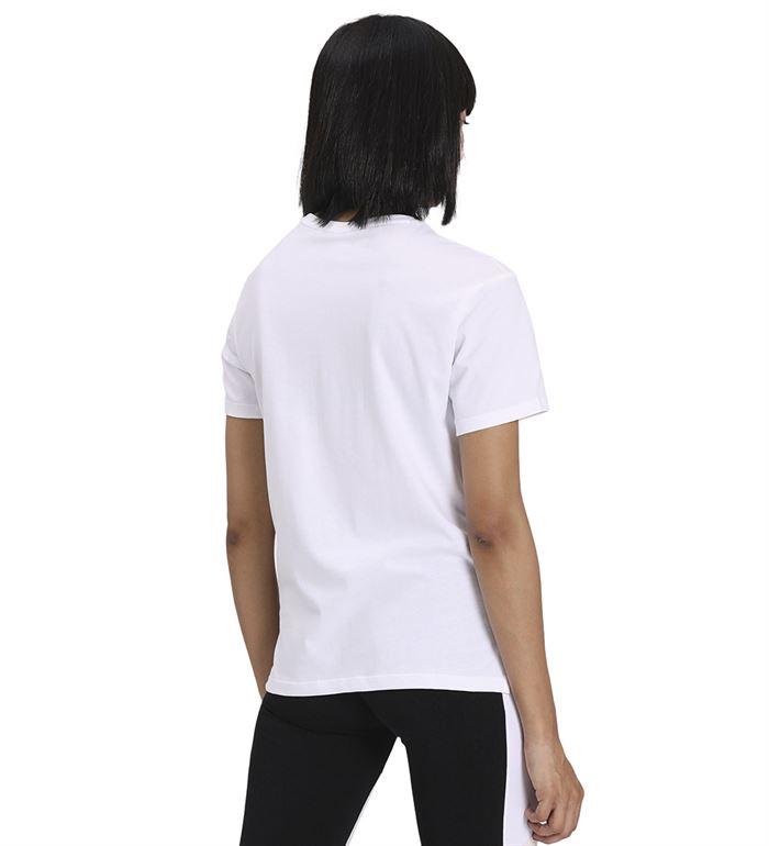 Puma Women Casual Wear White T-Shirt