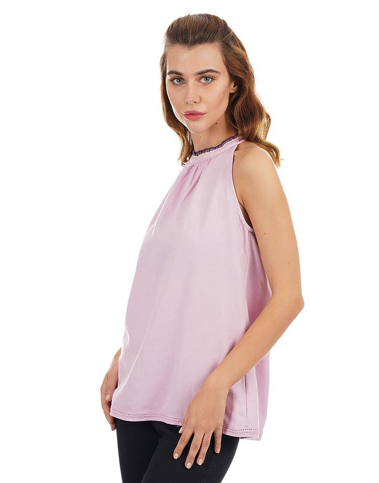 Rareism Women Casual Wear Solid Top