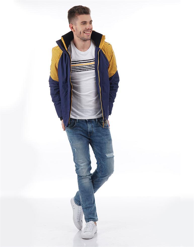 Superdry Men Casual Wear Solid Jacket