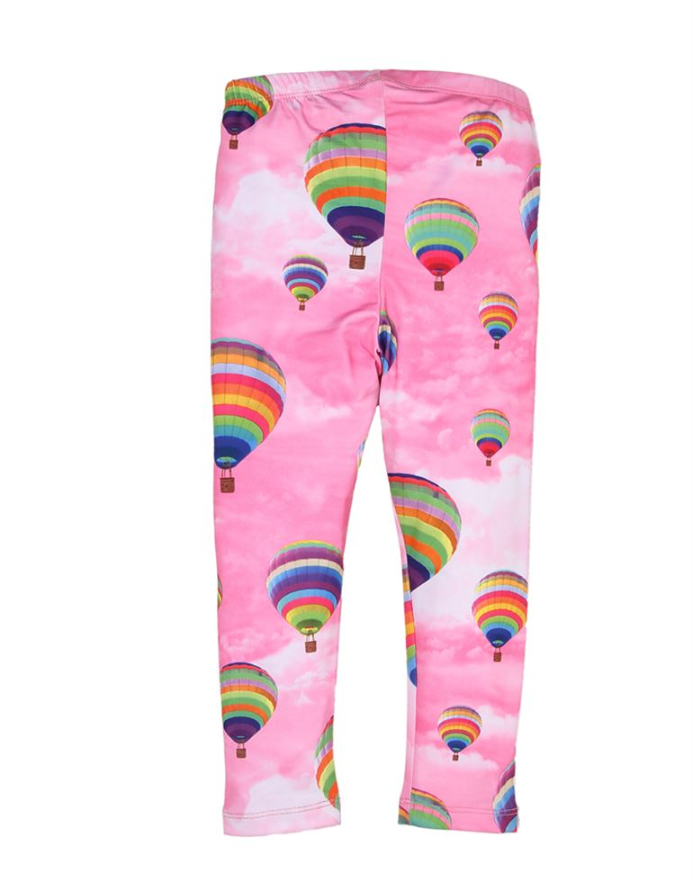 The Children's Place Girls Casual Wear Printed Legging