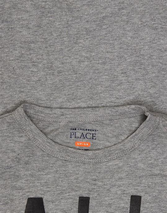 The Children's Place Boys Casual Wear Graphic Print Sweatshirt