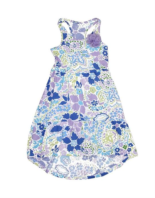 The Children's Place Girls Casual Wear Floral Print Dress