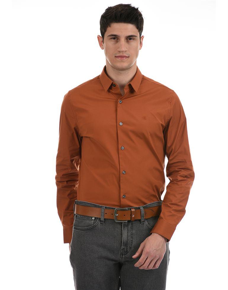 Calvin Klein Men Casual Wear Shirt