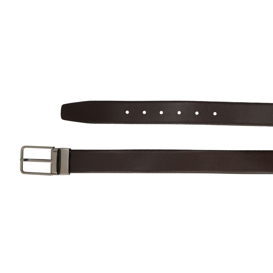 Tommy Hilfiger Men's Reversible Leather Belt