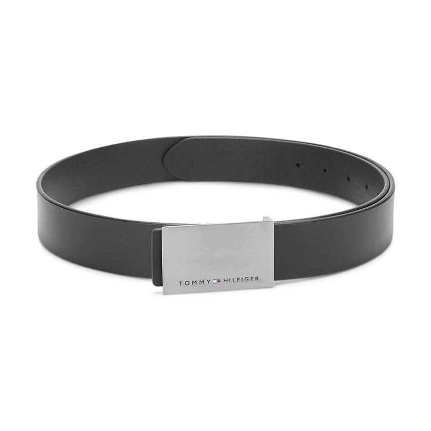 Tommy Hilfiger Men's Non Reversible Leather Belt