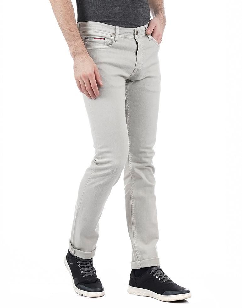 Tommy Hilfiger Men Casual Wear Solid Jean