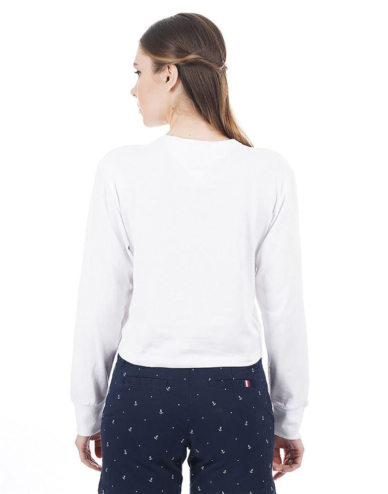 Tommy Hilfiger Women Casual Wear Solid Top