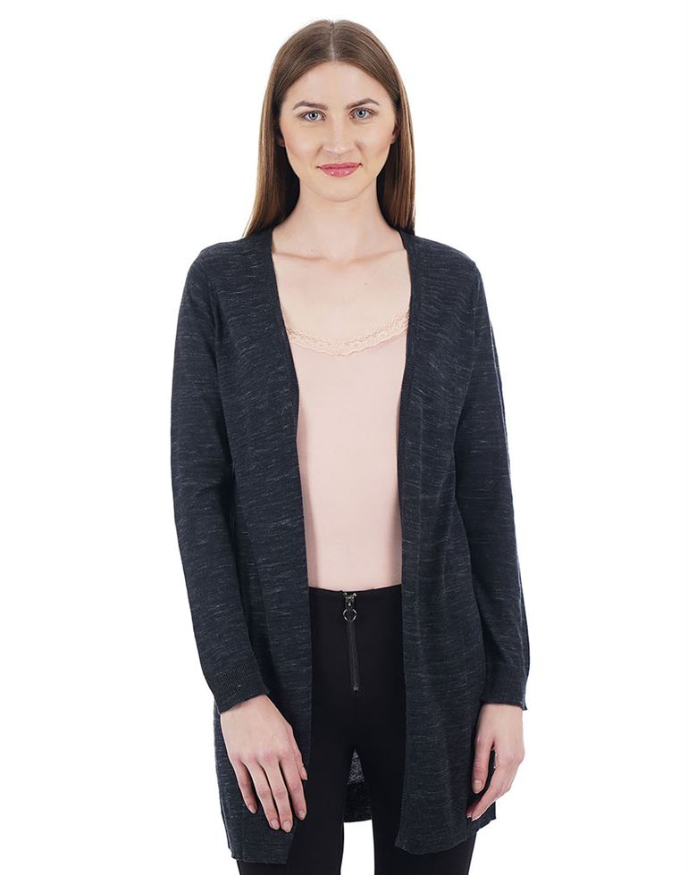 U.S. Polo Assn. Women Textured Casual Wear Shrug