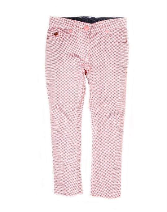 U.S. Polo Assn. Girls Casual Wear Printed Trouser
