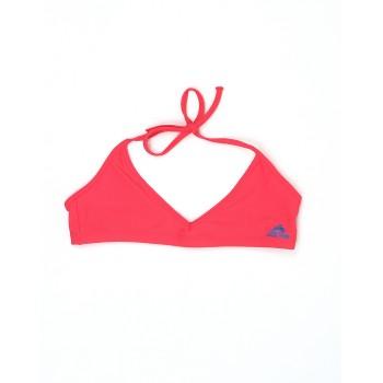 Adidas Girls Swim Wear Red Swim Suit