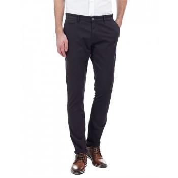 Aeropostale Men Casual Wear Solid Trousers