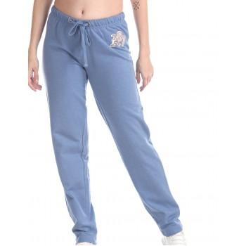 Aeropostale Women Casual Wear Blue Track Pant