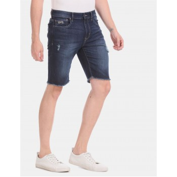 Aeropostale Men's Casual Wear Denim Shorts