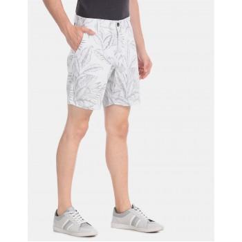 Aeropostale Men's Casual Wear Basic Shorts