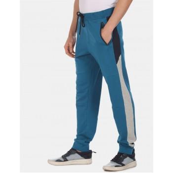 Aeroppostale Men Casual Wear Blue Jogger