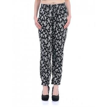 Aeropostale Women Printed Casual wear Trousers