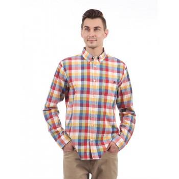 Aeropostale Men Checkered Casual wear Shirt