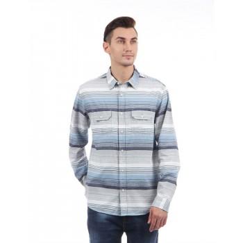Aeropostale Men Striped Casual wear Shirt