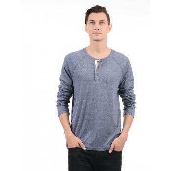 Aeropostale Men Casual Wear Textured T-shirt