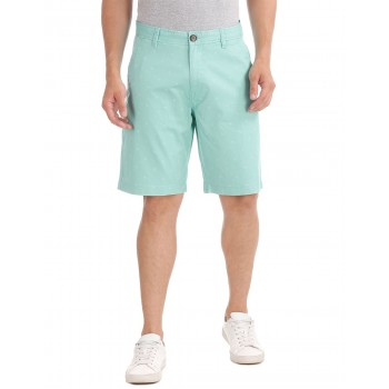 Aeropostale Men's Casual Wear Basic Shorts