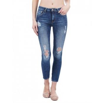 Aeropostale Women Solid Casual wear Jeans