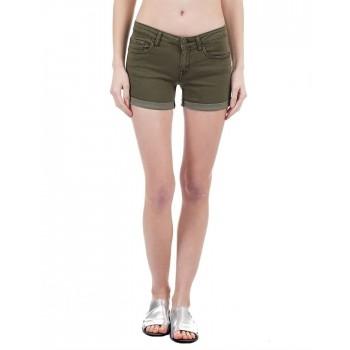Aeropostale Women Solid Casual wear Shorts