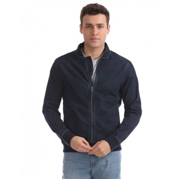 Aeropostale Men's Casual Wear Bomber Jacket