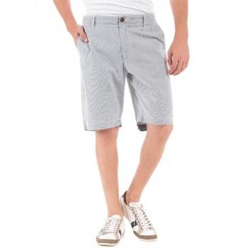 Aeropostale Men Casual Wear White  Chino Shorts