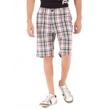 Aeropostale Men Casual Wear Multicolor  Regular Shorts