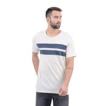 Aeropostale Men Casual Wear Striped T-shirt