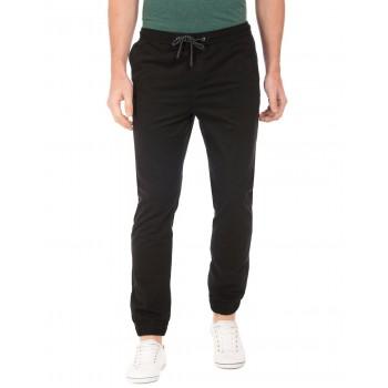 Aeropostale Men Casual Wear Solid Trouser