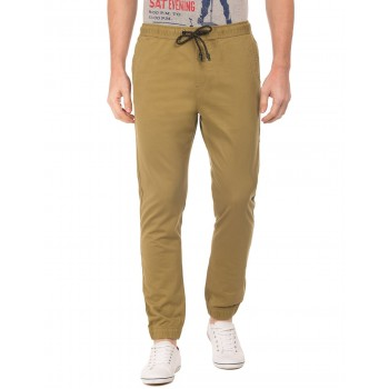Aeropostale Men Casual Wear Solid Trouser