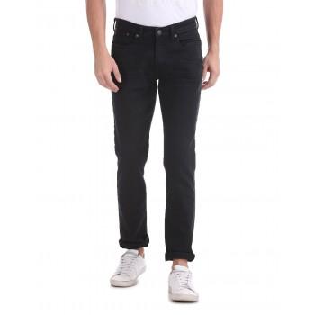 Aeropostale Men Casual Wear Solid Jean