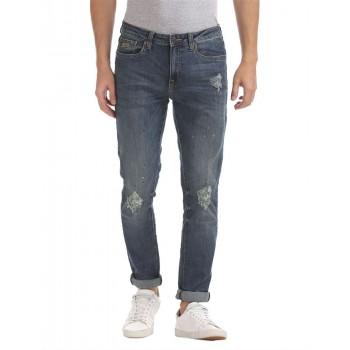 Aeropostale Men Casual Wear Solid Jeans