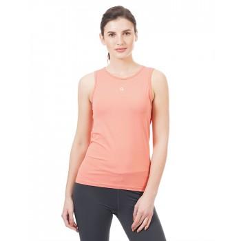 Amante Women Sports Wear Solid Tank Top
