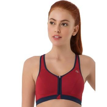 Amante Women Sports Wear Solid Bra