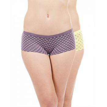 Amante Women Casual Wear Printed Panty Pack