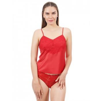 Amante Women Casual Wear Lace Camisole